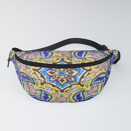 Naghshe-8 Persian Art Fanny Pack
