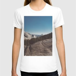 Olmsted Point, Yosemite National Park V T-shirt