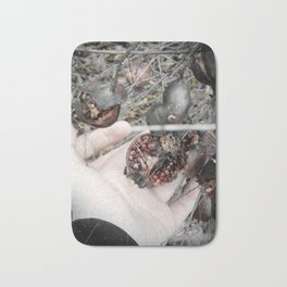 Wish for Eternal Winter Bath Mat