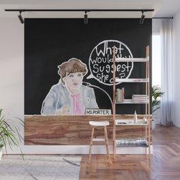 Congresswoman Katie Porter Wall Mural