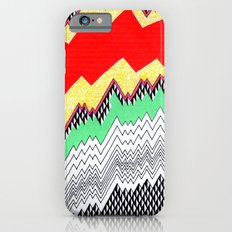 Isometric Harlequin #1 Slim Case iPhone 6s