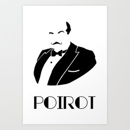 Monsieur Art Print
