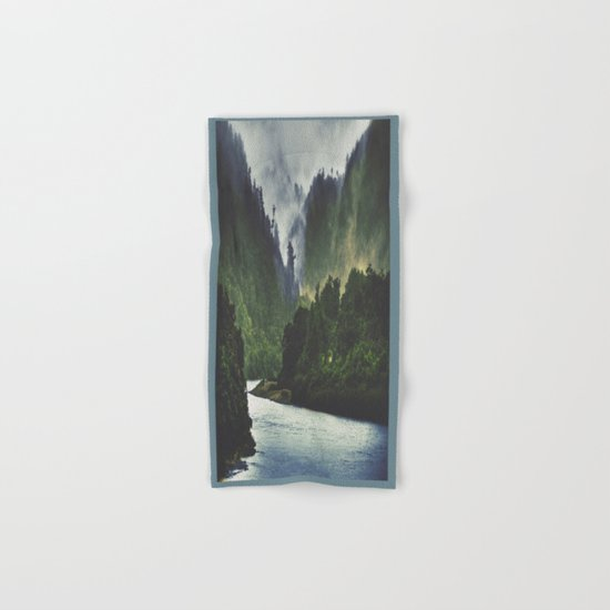 The Spirit Of The River Hand & Bath Towel