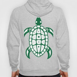 Turtle Illustration Hoody