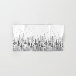 White field Hand & Bath Towel