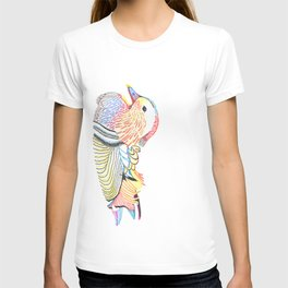 wood duck T-shirt