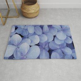 Hydrangea Florets Rug