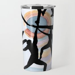 Creating the Dance Travel Mug