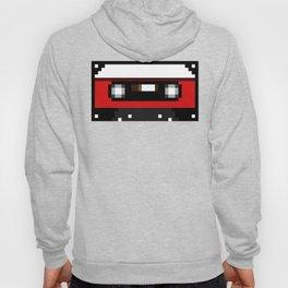Red Cassette Hoody