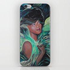 On Living Green iPhone & iPod Skin