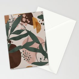 Abstract nature painting 89 Stationery Cards