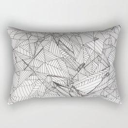 new cubism Rectangular Pillow