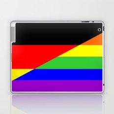 germany gay people homosexual flag Laptop & iPad Skin