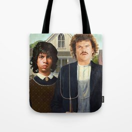 Lesser Known American Gothic Tote Bag