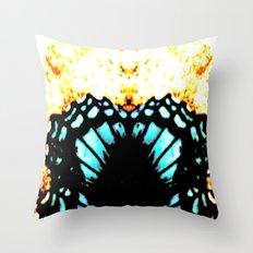 Untiled #3 Throw Pillow
