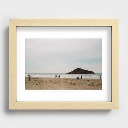 Tofino, British Columbia Canada Recessed Framed Print