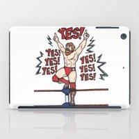 wwe iPad Cases featuring Daniel Bryan (WWE) by RandallTrang