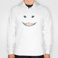 cheshire Hoodies featuring Cheshire by EtOfficina