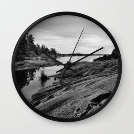 The Massasauga Park Wall Clock