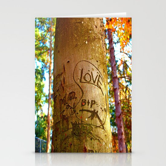South park love Stationery Cards