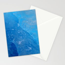 glacial ice 3 Stationery Cards