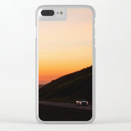 Road Trippin' Clear iPhone Case