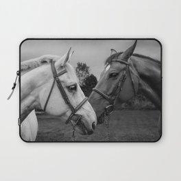 Horses of Instagram II Laptop Sleeve