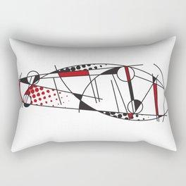 Abskatebt Rectangular Pillow