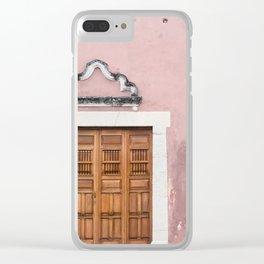 The Doors of Merida XXXXII Clear iPhone Case