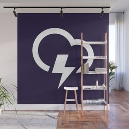 Thunderstorm - Better Weather Wall Mural