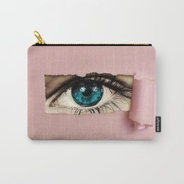 The Eye of the Beholder Carry-All Pouch