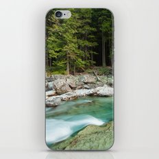 Flowing River iPhone & iPod Skin
