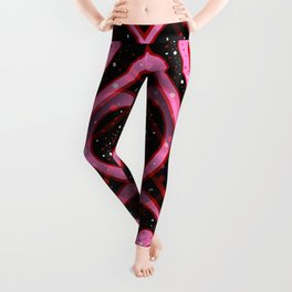 Heavenly Hearts - Valentines Day Leggings
