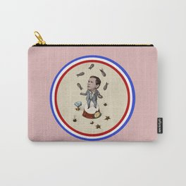 Global Circus - Bush with Bombs Carry-All Pouch