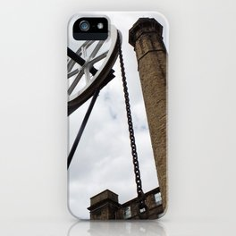 wheels of industry 2 iPhone Case