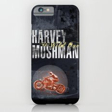HARVEY MUSHMAN Slim Case iPhone 6s