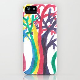 Tree of Strife iPhone Case