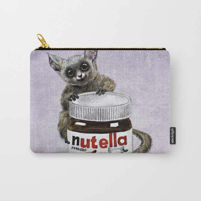 Sweet aim // galago and nutella Carry-All Pouch
