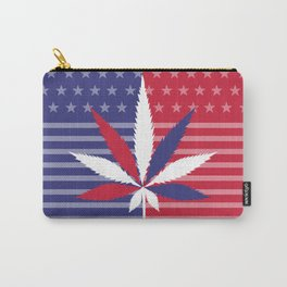 Cannabis USA Carry-All Pouch