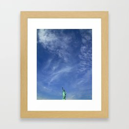 You Are a Big Girl Now Framed Art Print