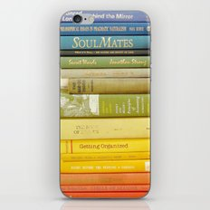 Rainbow Library iPhone & iPod Skin