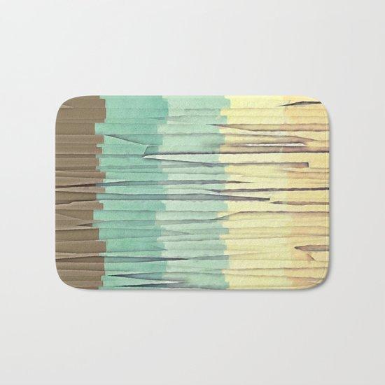 Shreds of Color 2 Bath Mat