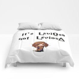 Wingardium Leviosa Comforters