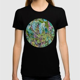Budding in the rainforest T-shirt