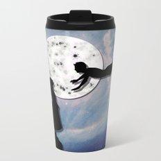 fly me to the moon 2 Metal Travel Mug