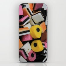 Sweets Candy cases iPhone & iPod Skin