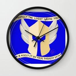 Paladins Resolve Wall Clock