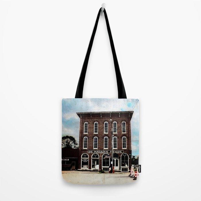 De Haven's Store Tote Bag