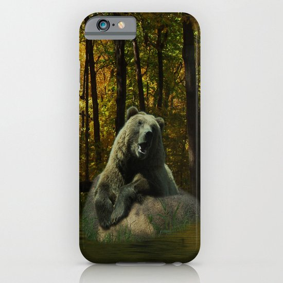 Forest Songs iPhone & iPod Case