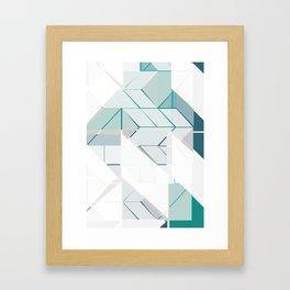 Dawsonia Framed Art Print